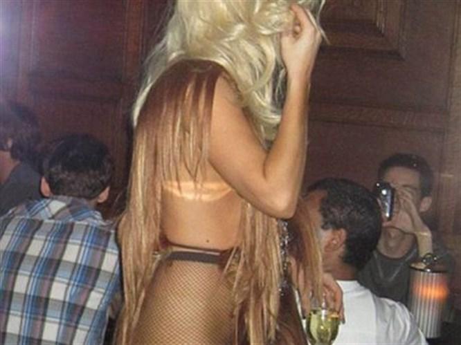 Bu ne hal yine Gaga!